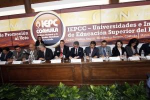 IEPCC y Universidades