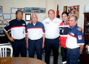 RMV Entrega apoyo a la Cruz Roja TorreoÃÅn Coah  39