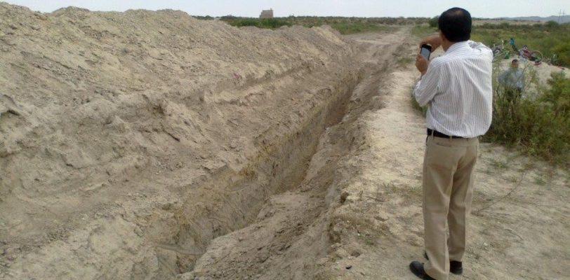 Clausura PROFEPA obra en Parras por daños a vegetación