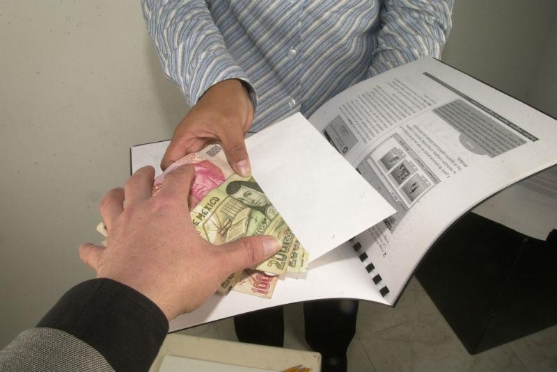 México, el más corrupto de los 34 miembros de la OCDE