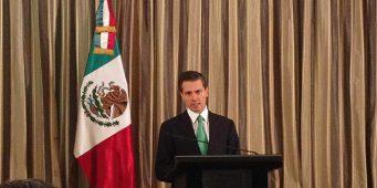 Reconoce EPN que la paridad del peso-dólar genera inquietud entre los mexicanos