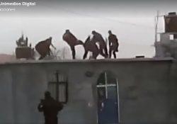 Policías golpearon a jóvenes por escuchar música con alto volumen