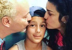 La cantante Karina anunció que su hija transgénero inició la transición