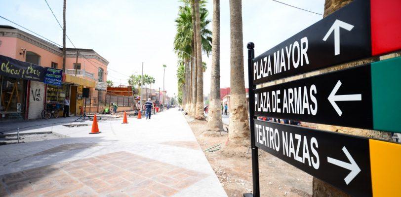 El corredor Morelos, una obra incluyente en Torreón