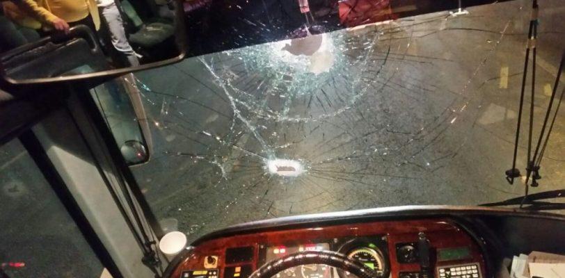 Terror en la autopista Monterrey–Saltillo