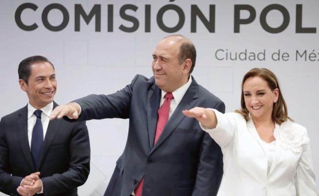 Renuncia Rubén Moreira como secretario general del CEN del PRI
