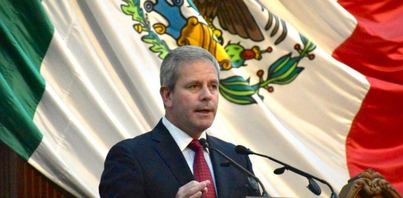Con Guardia Civil evitamos la militarización del país: Marcelo Torres Cofiño