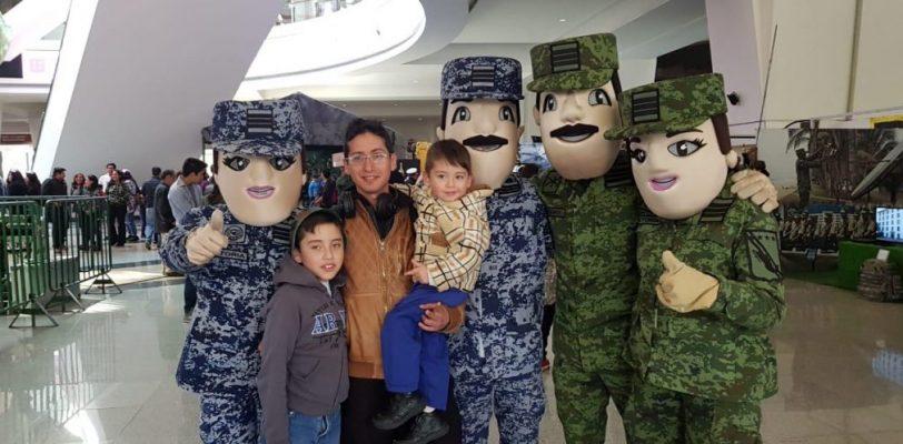 Abrirá SEDENA campo militar de San Pedro para paseo dominical