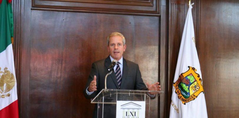 El Gobierno Federal premia a la corrupción moreirista: Marcelo Torres Cofiño