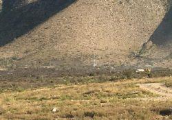 Controlan al 90% incendio forestal en Zapalinamé