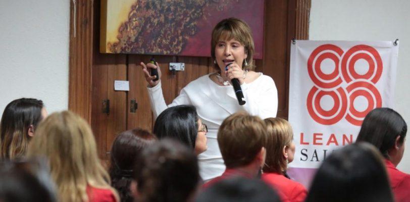Ofrece Lean In herramientas competitivas a las mujeres de Saltillo