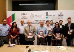 Recibe Saltillo 365 propuestas para el Plan Municipal de Desarrollo
