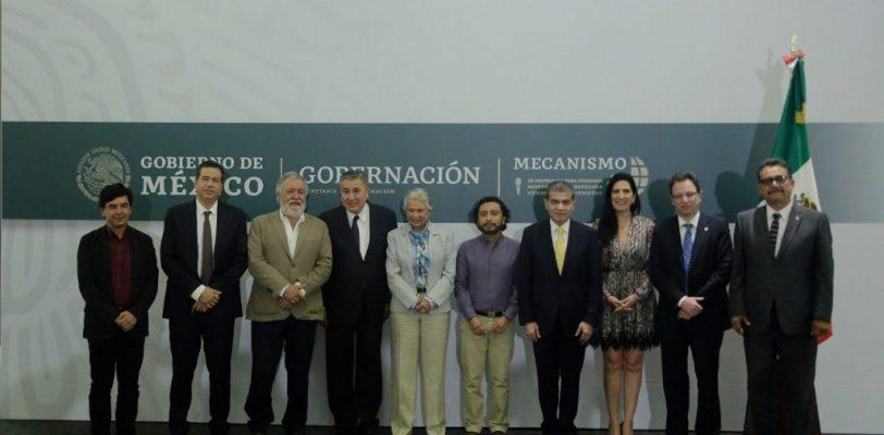 Propone Coahuila agenda nacional a Conago para protección a defensores y periodistas