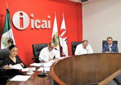 Establece ICAI lineamientos para intercambio de información