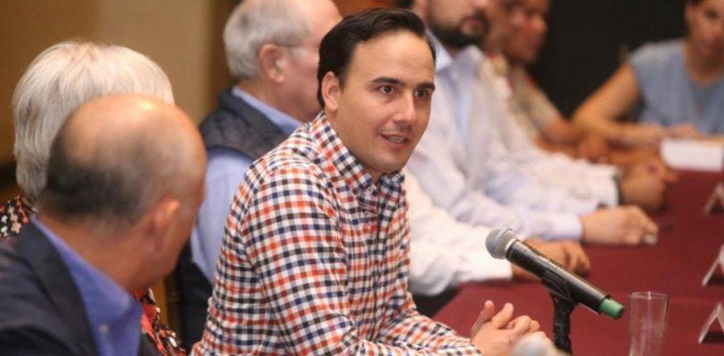 Instala Alcalde Consejo Ciudadano para la Agenda Ambiental