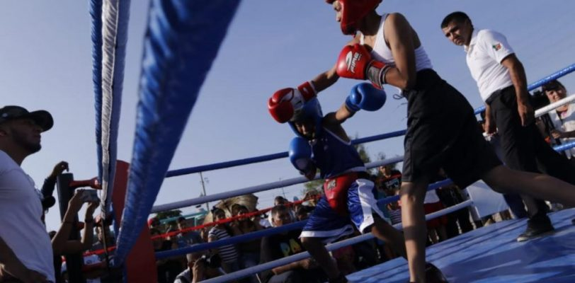 Continúa Municipio con actividades deportivas en los barrios y colonias de Saltillo