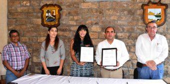 Garantizan información pública a través de Convenio el ICAI y el Ayuntamiento de Guerrero