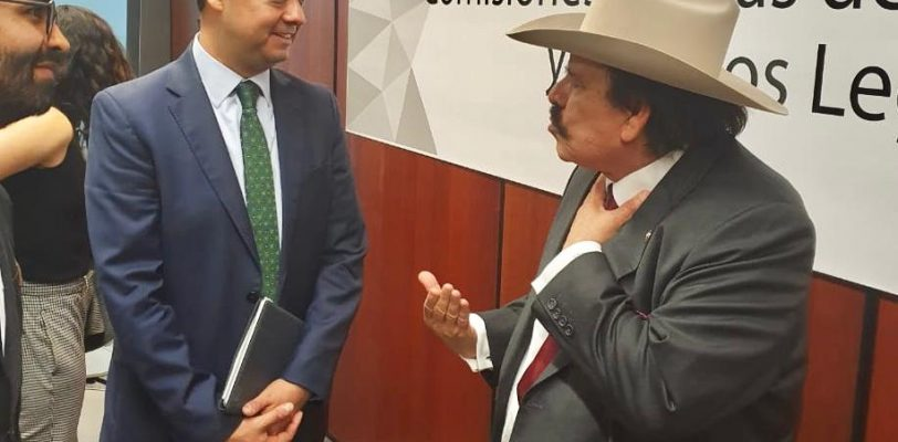 Va Armando Guadiana en contra de Pago de Derechos de Agua