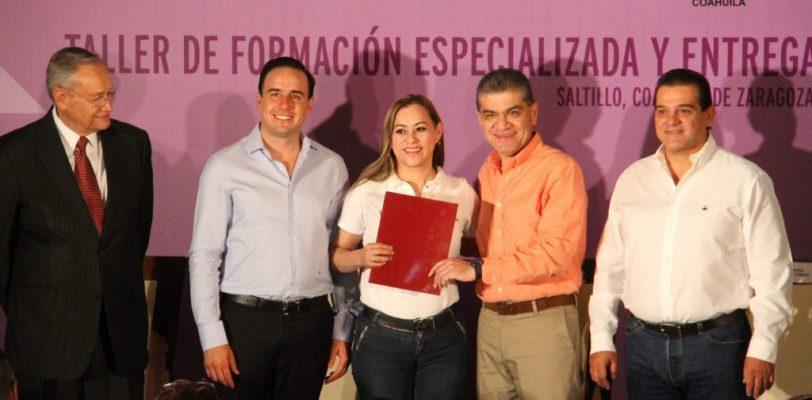 Coahuila, primer lugar nacional en el Modelo de Evaluación Institucional del INEA