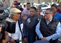 Ayuntamiento dialoga con vecinos inconformes por obra del Estado; habrá apertura de cruces peatonales
