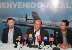 Inicia Aeromar operaciones en Saltillo a partir del 3 de diciembre
