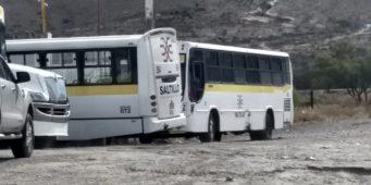 Muere anciana atropellada por unidad de la ruta Zaragoza