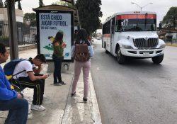 Descarta alcalde aumento de la tarifa de transporte público en Saltillo