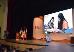 Rinde rector de la UAdeC segundo informe, destaca retos y avances