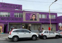 Desmiente alcalde sanción por mural contra el feminicidio
