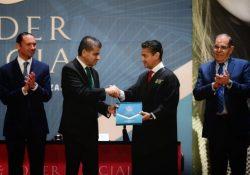 Rinde primer Informe, Miguel Mery  Ayup como presidente del TSJE