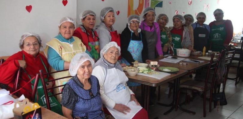 Atiende DIF a 2 mil 230 adultos mayores en abandono