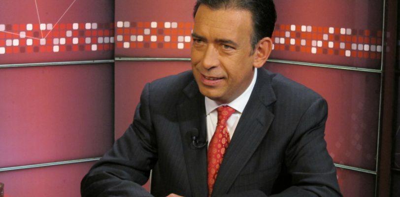 Sufre infarto Humberto Moreira en Cuernavaca
