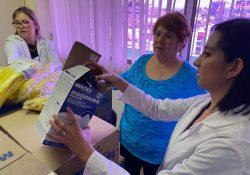 Empresa Tupy dona insumos al Hospital General y al IMSS