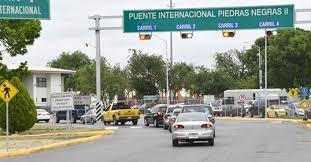 Sin efecto cierre parcial de Puentes Internacionales en Piedras Negras: Bres