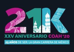 Posponen para el 25 octubre la 21K Coahuila debido a pandemia