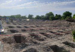 Alistan fosas para enterrar a fallecidos por covid en todo el estado