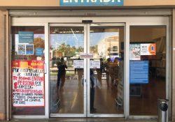 Clausuran Walmart en Monclova por hacer caso omiso a recomendaciones
