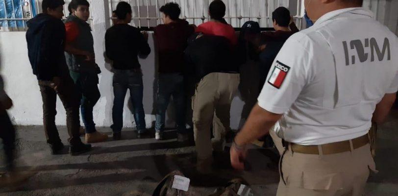 Traslada INM a 234 migrantes de Piedras Negras a Tapachula