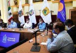 Gobernadores del Noreste acordarán plan económico con empresarios