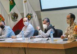 Reforzarán filtros sanitarios en Coahuila por fase 3