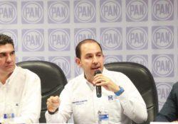 Exige PAN reorientar recursos de obras de AMLO a la lucha contra covid-19