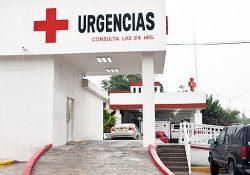 Instalan cabina de sanitización en Cruz Roja de Monclova