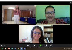 Presenta alumna de la Facultad de Psicología examen profesional en línea