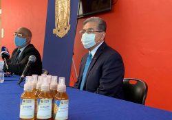 Crean investigadores de UAdeC sanitizante económico a base de gobernadora