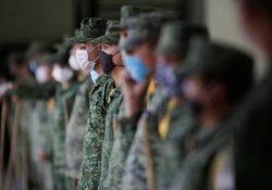 Dan positivo a covid 20 elementos del Ejército Mexicano en San Pedro