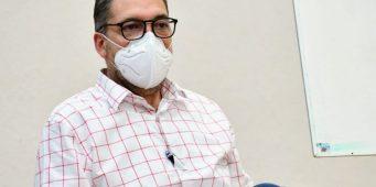 Se recuperan de covid 42 médicos en la Región Centro