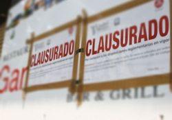 Clausuran comercio y entregan 152 recomendaciones Vigilantes de la Salud