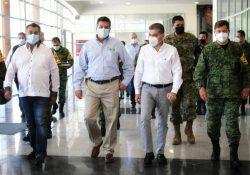 Acuerdan Coahuila, Nuevo León y Tamaulipas unir esfuerzos contra delincuencia