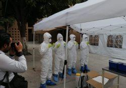 Continúa UAdeC colaborando con acciones en Torreón por la pandemia de covid-19