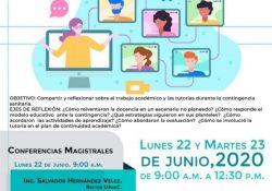 """UAdeC convoca a sus docentes al foro académico en línea """"docencia en contingencia"""""""